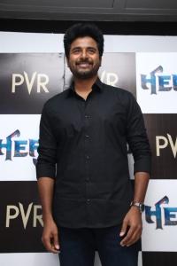 Sivakarthikeyan @ Hero Movie Audio Launch Stills