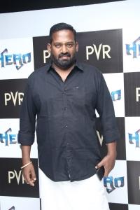 Robo Shankar @ Hero Movie Audio Launch Stills