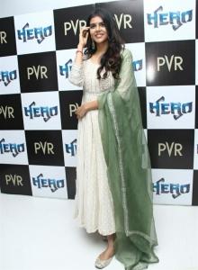 Kalyani Priyadarshan @ Hero Movie Audio Launch Stills