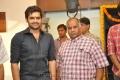 Actor Ram, BVSN Prasad Stills