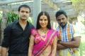 Bhaskar, Anu Smrithi, Vivek at Heroine Telugu Movie Opening Stills