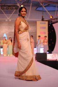 Lakshmi Prasanna Ramp Walk at SouthSpin Fashion Awards 2012 Stills