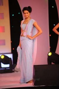 Hot Models Ramp Walk at SouthSpin Fashion Awards 2012 Stills