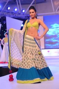 Heroines Ramp Walk at SouthSpin Fashion Awards 2012 Stills