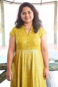 Producer Radha Rajasekhar @ Hi 5 Movie Shooting Coverage Photos