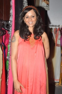 Vijaya Tupurani @ Hi Life Luxury Exhibition 2014 at Novotel, Hyderabad