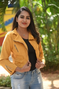 Actress Himaja Latest Photos @ Ja Movie First Look Launch