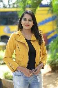 Actress Himaja Latest Photos @ Ja First Look Launch