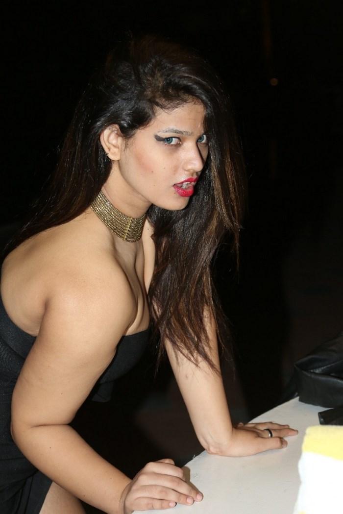 Himani Hot Mini Dress at Ee Varsham Sakshiga Audio