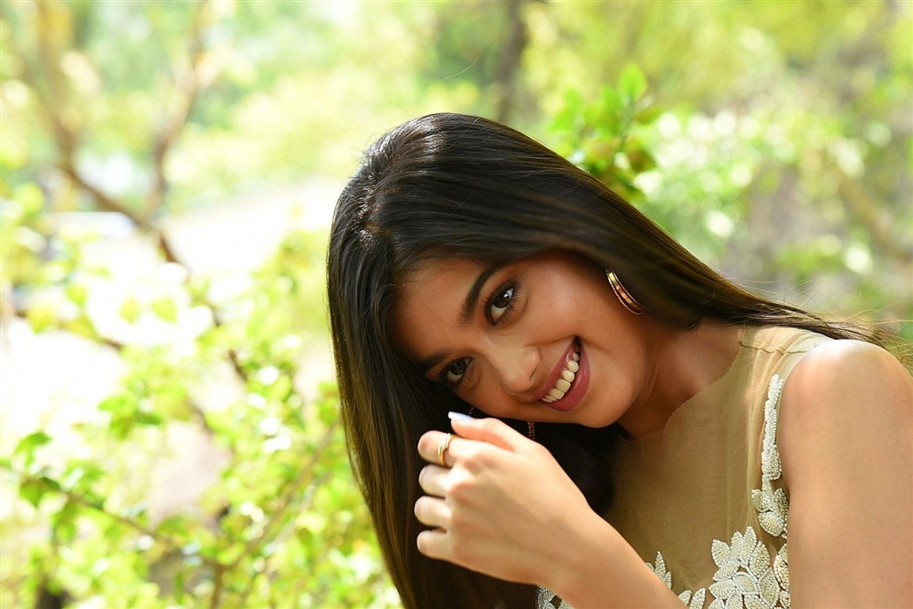 Actress Digangana Suryavanshi Images @ Hippi Movie Interview