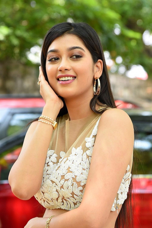 Actress Digangana Suryavanshi Images @ Hippi Movie Interview