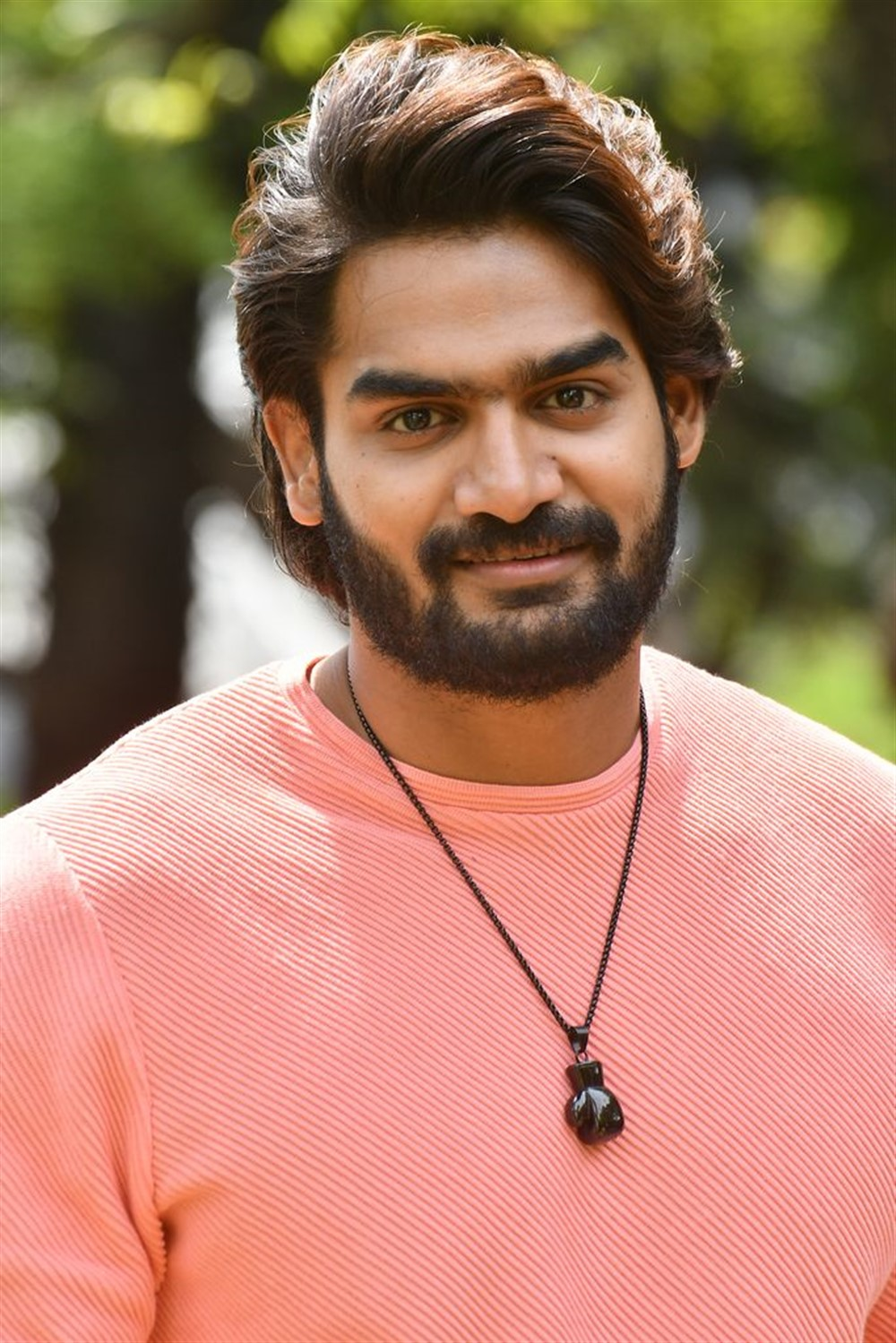 Hippi Movie Hero Kartikeya Interview Stills