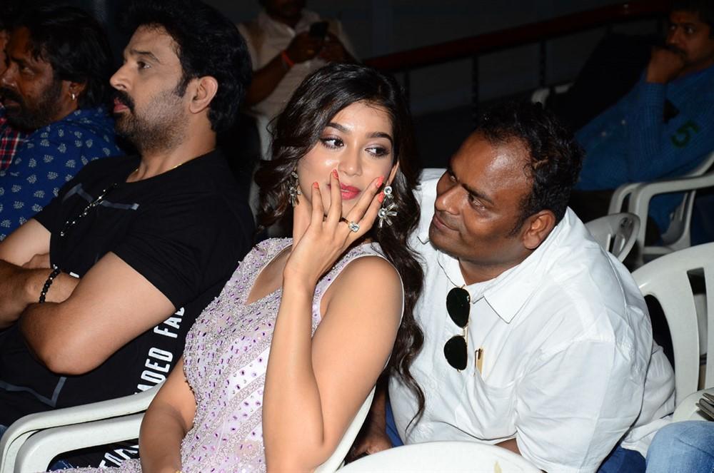 JD Chakravarthy, Digangana Suryavanshi @ Hippi Movie Press Meet Stills
