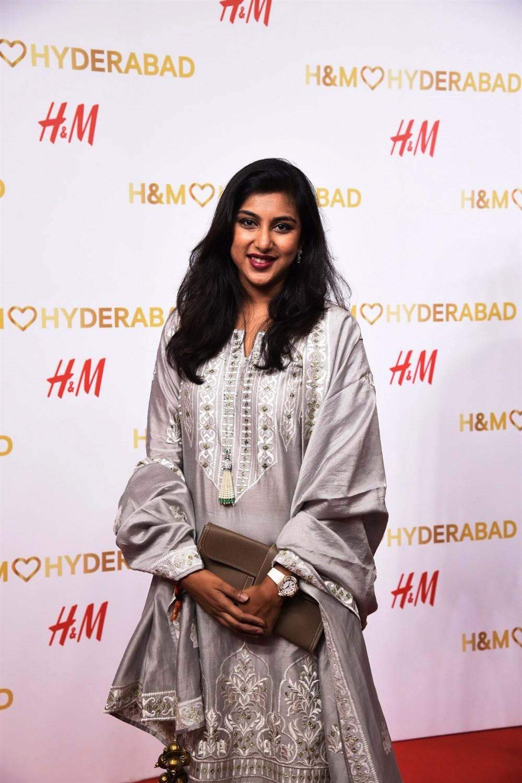 Deepti Reddy @ H&M Hyderabad Grand Opening at Inorbit Mall