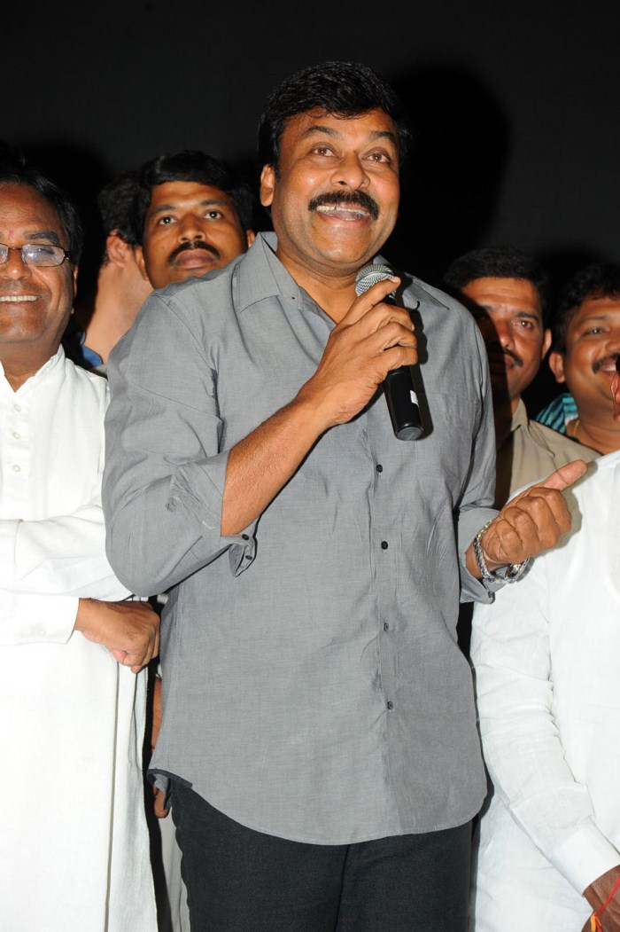 Chiranjeevi at Hormones Movie Audio Launch Stills