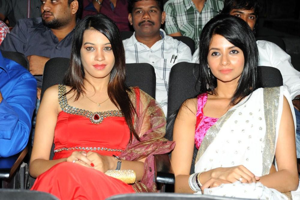 Diksha Panth, Amrutha at Hormones Movie Audio Launch Stills