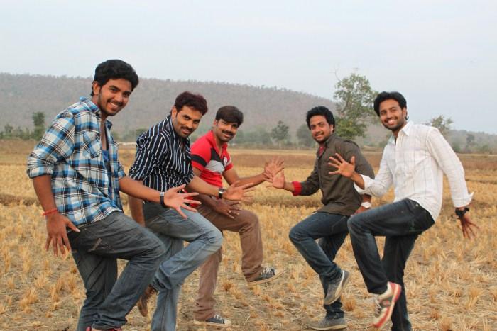 Shyam, Sardar, Anand, Sai, Santhosh @ Hormones Movie Stills