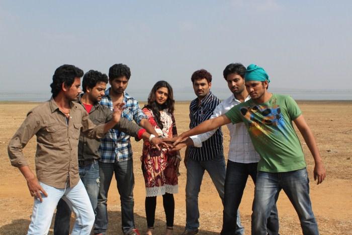 Shyam, Sardar, Neelam, Sai, Santhosh, Naresh @ Hormones Movie Stills