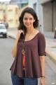 Actress Ghazal Chand Thakur in Hostel Days Movie Stills