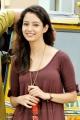 Actress Ghazal Chand Thakur at Hostel Days Movie Opening Stills