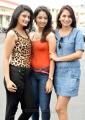Ghazal Chand Thakur, Niyamat Kaur at Hostel Days Movie Launch Stills