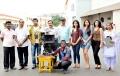 Hostel Days Telugu Movie Launch Stills