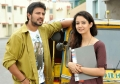 Raja, Ghazal Chand Thakur at Hostel Days Telugu Movie Opening Stills