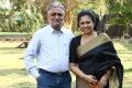 Ramakrishnan & Lakshmy @ House Owner Movie Press Meet Stills