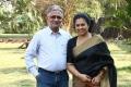 Ramakrishnan wife Lakshmy @ House Owner Movie Press Meet Stills