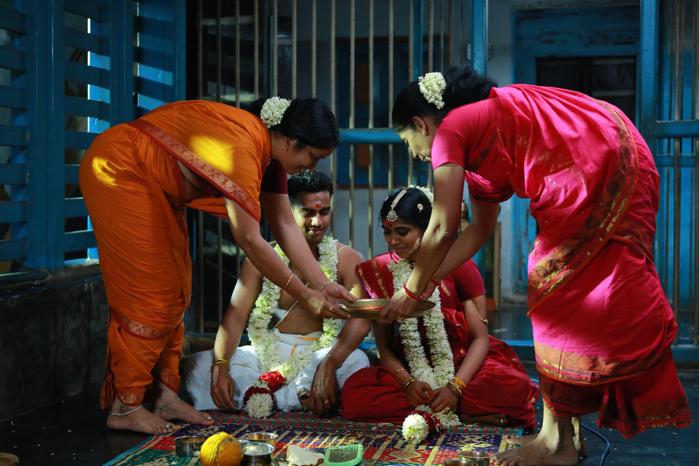 Kishore, Lovelyn Chandrasekhar in House Owner Movie Stills HD