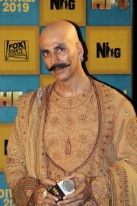 Actor Akshay Kumar @ Housefull 4 Trailer Launch Stills