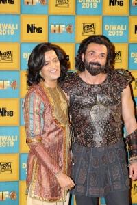 Ritesh Deshmukh, Bobby Deol @ Housefull 4 Trailer Launch Stills