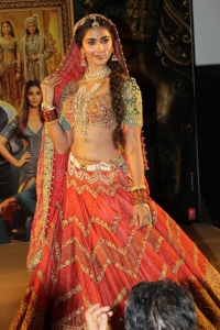 Heroine Pooja Hegde @ Housefull 4 Trailer Launch Stills