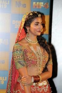 Actress Pooja Hegde @ Housefull 4 Trailer Launch Stills