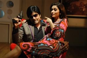 Ali, Gowri Pandit in Housefull Telugu Movie Stills