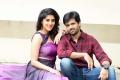 Dhanya Balakrishna, Rudraksh @ Hulchul Movie Teaser Launch Stills