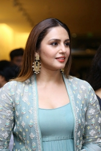 Actress Huma Qureshi Photos @ Kaala Movie Pre Release