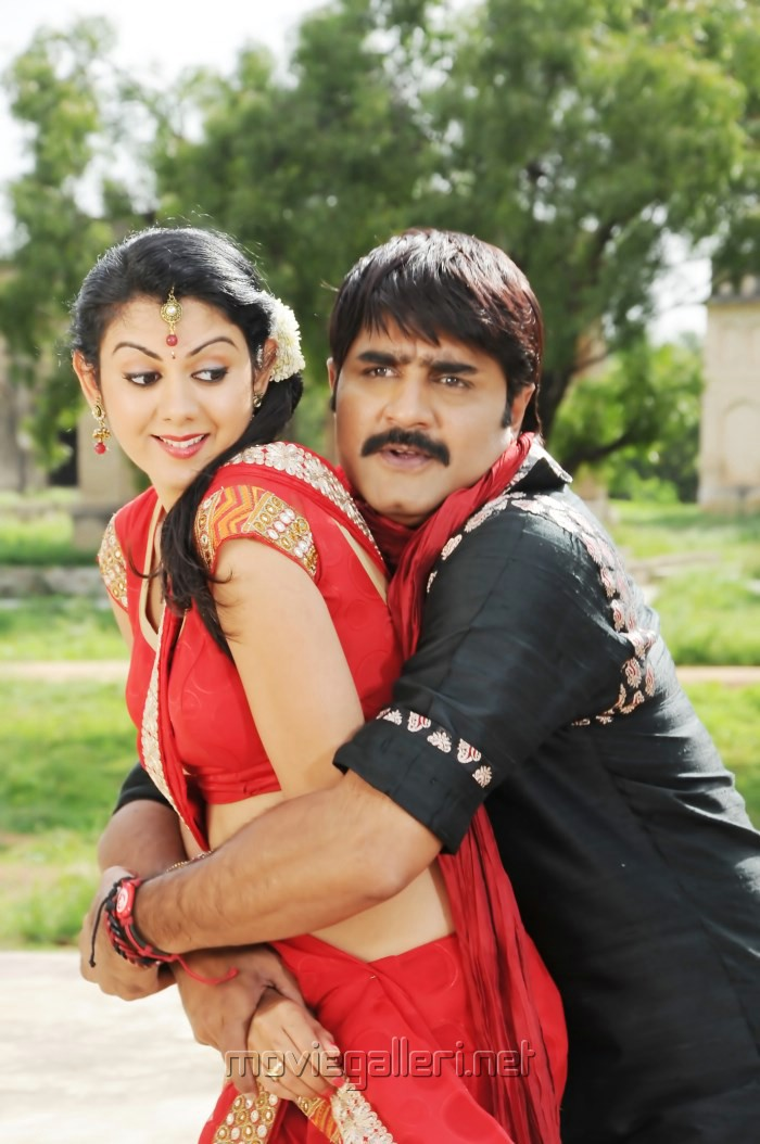 Kamna Jethmalani, Srikanth in Hunter Telugu Movie Stills
