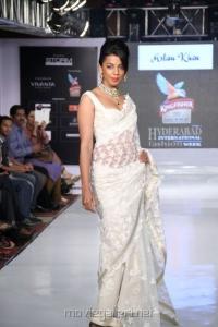 Mugdha Godse @ Hyderabad International Fashion Week 2013 Day 1 Stills