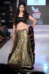 Poonam Kaur @ Hyderabad International Fashion Week 2013 Day 1 Stills