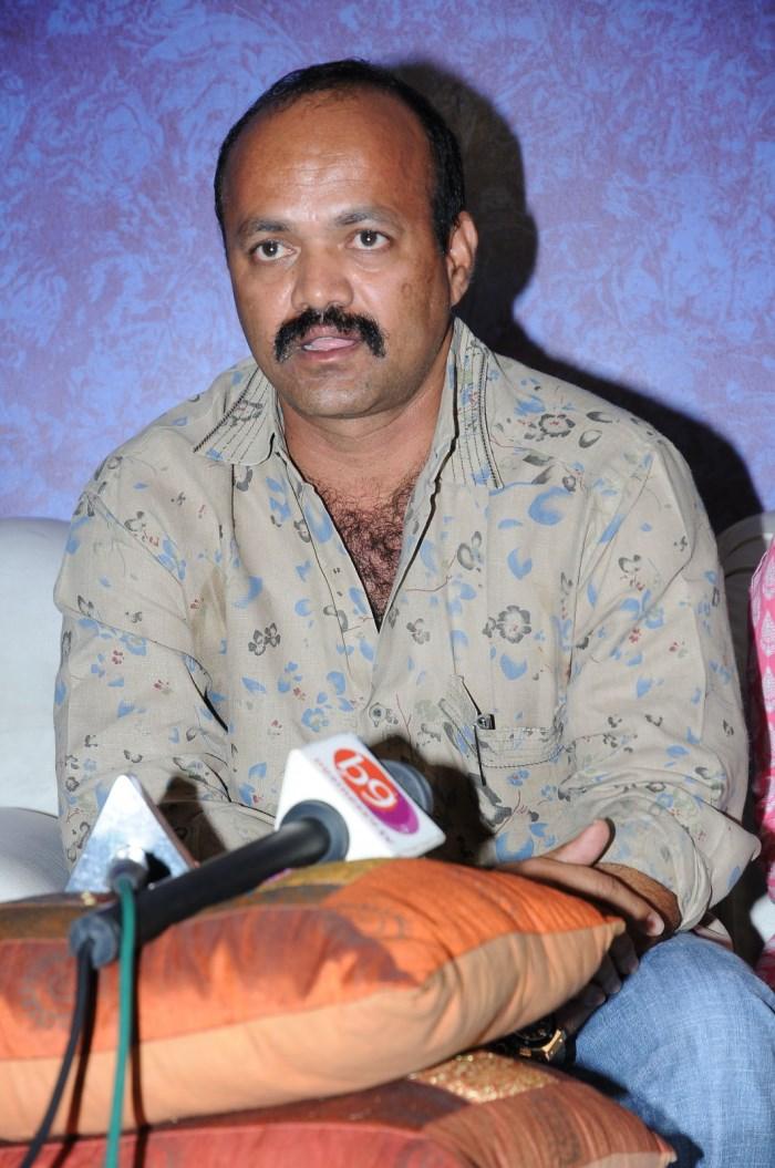 Producer SN Reddy @ Hyderabad Love Story Movie Press Meet Stills