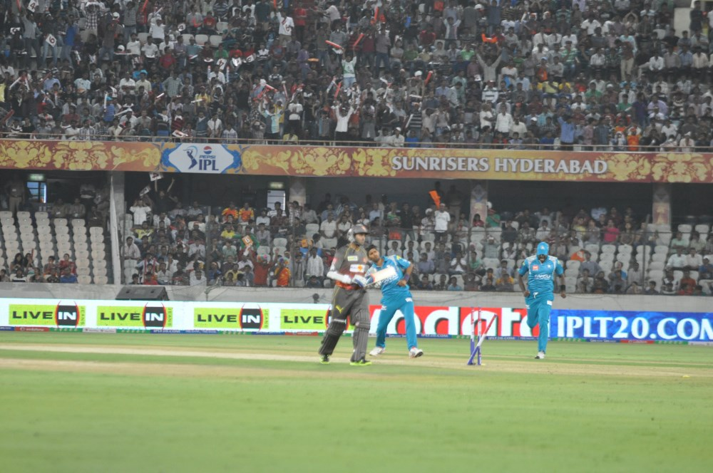 Hyderabad Vs Pune IPL Cricket Match Photos