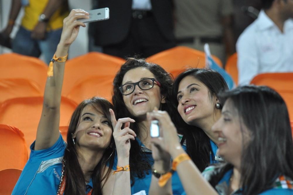 Hyderabad Vs Pune IPL Cricket Match Photos