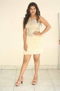 Actress Hyma Kumari Photos @ Devudi Tho Sahajeevanam Movie Press Meet