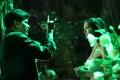Director Shankar & Actress Amy Jackson @ I Movie Location