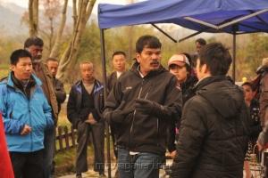 Shankar's I Movie China On Location Stills