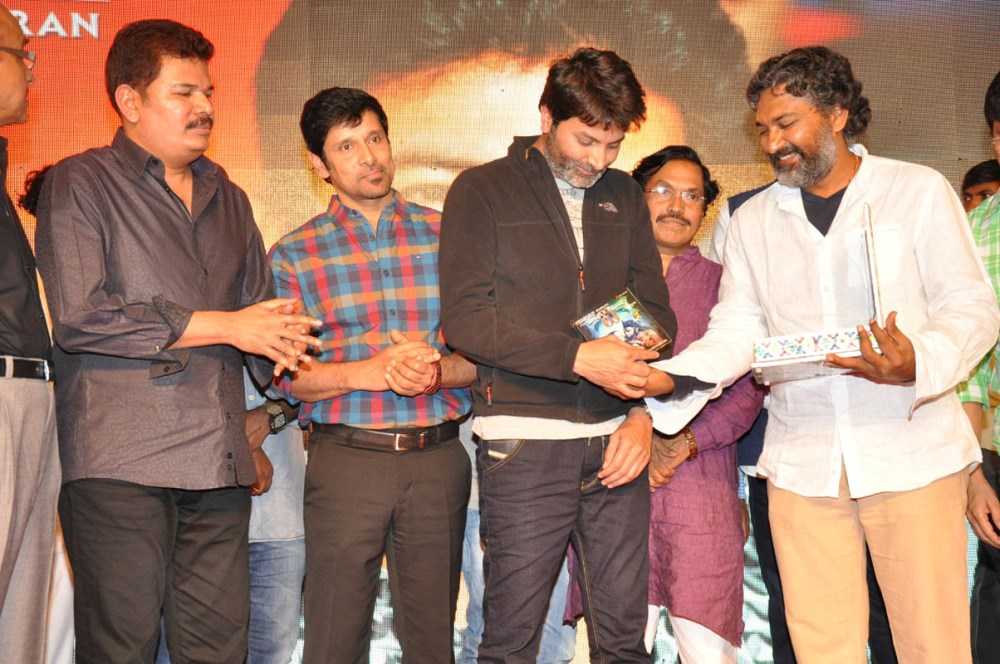 Picture 806153 I Telugu Audio Release Photos New Movie