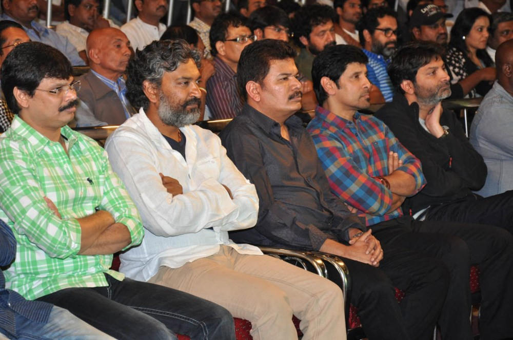 Picture 806278 I Telugu Audio Release Photos New Movie