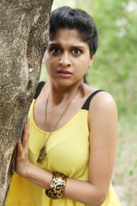 Actress Mrudhula Basker in Ice Cream 2 Telugu Movie Stills