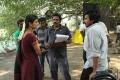 Iyshwarya Rajesh, Seenu Ramasamy, Vishnu @ Idam Porul Yaeval Movie Working Stills